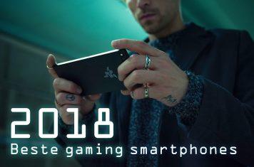 Beste smartphones gaming