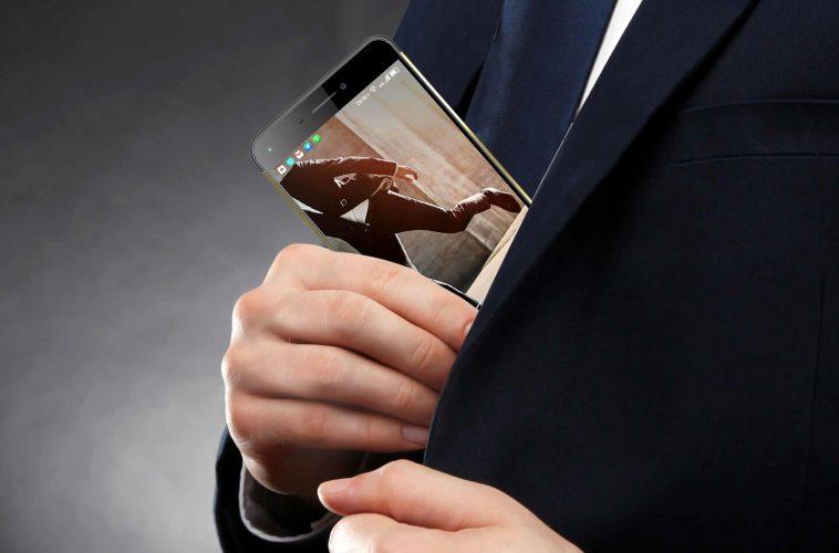 Hisense smartphone