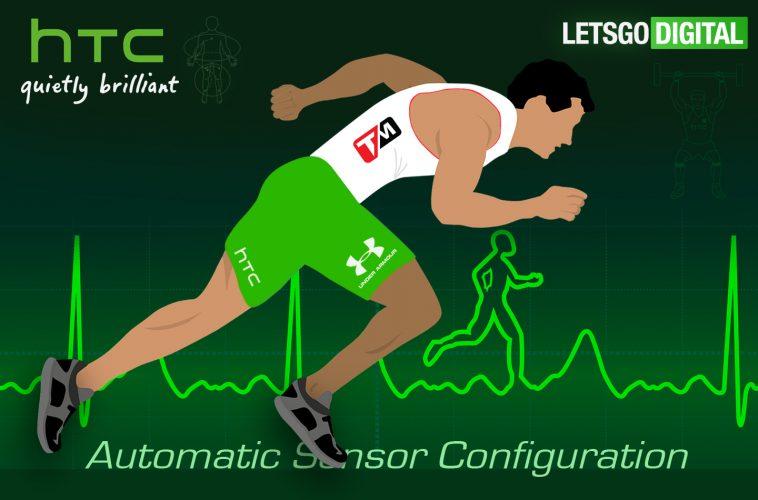 HTC sensoren