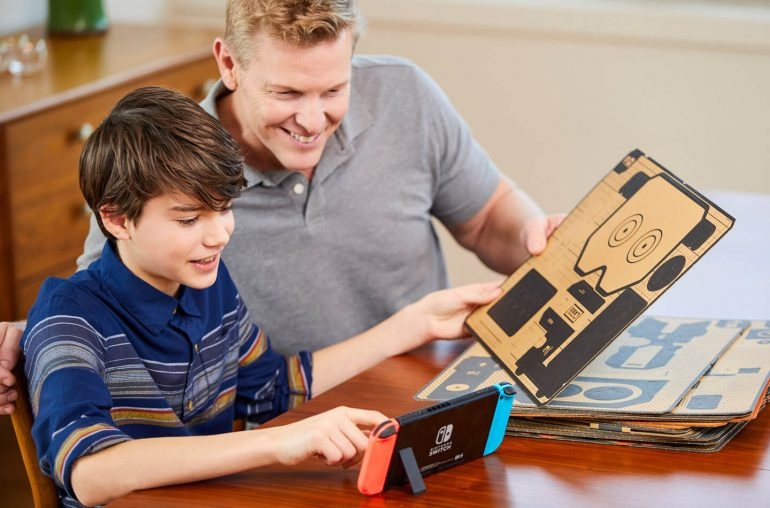 Labo Nintendo Switch