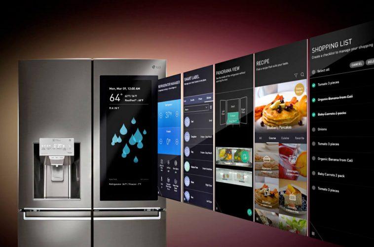 LG koelkast 2018