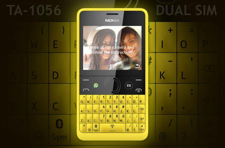 Nokia TA-1056 feature phone