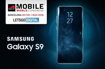 Samsung Galaxy S9 introductie