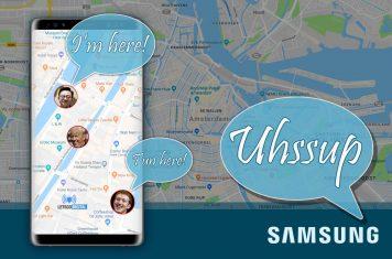Samsung smartphone app