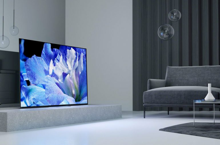 Sony 2018 TV modellen