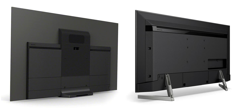 sony 2018 tv modellen letsgodigital. Black Bedroom Furniture Sets. Home Design Ideas