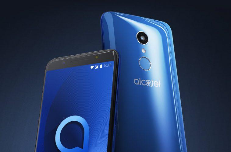 Alcatel smartphone 2018