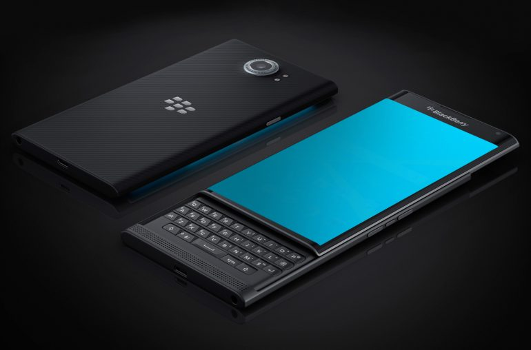 BlackBerry UNI smartphone