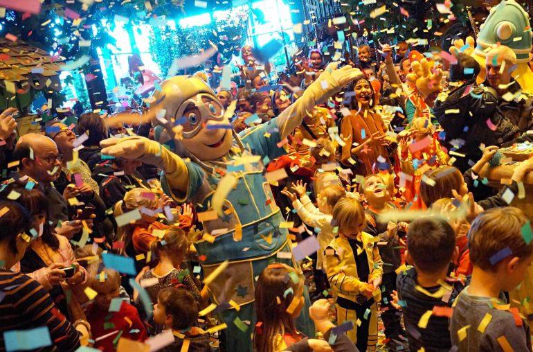 Carnaval Plopsa pretparken