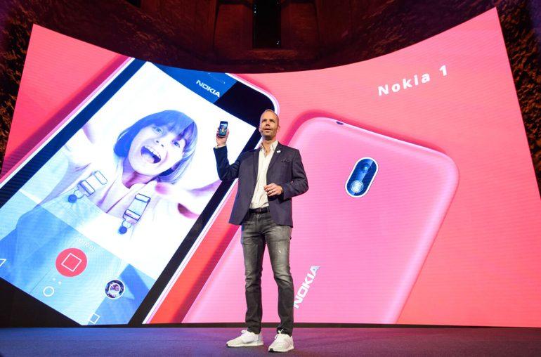 Goedkope Nokia smartphone