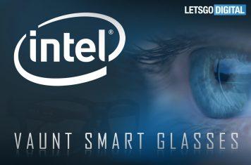 Intel Vaunt smart glasses