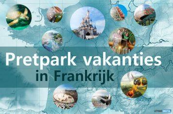 Pretpark vakanties Frankrijk
