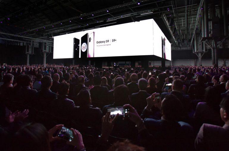 Samsung Galaxy S9 toestellen