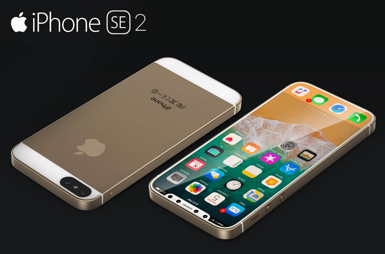 Nieuwe Iphone Se