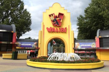 Attracties Walibi Holland