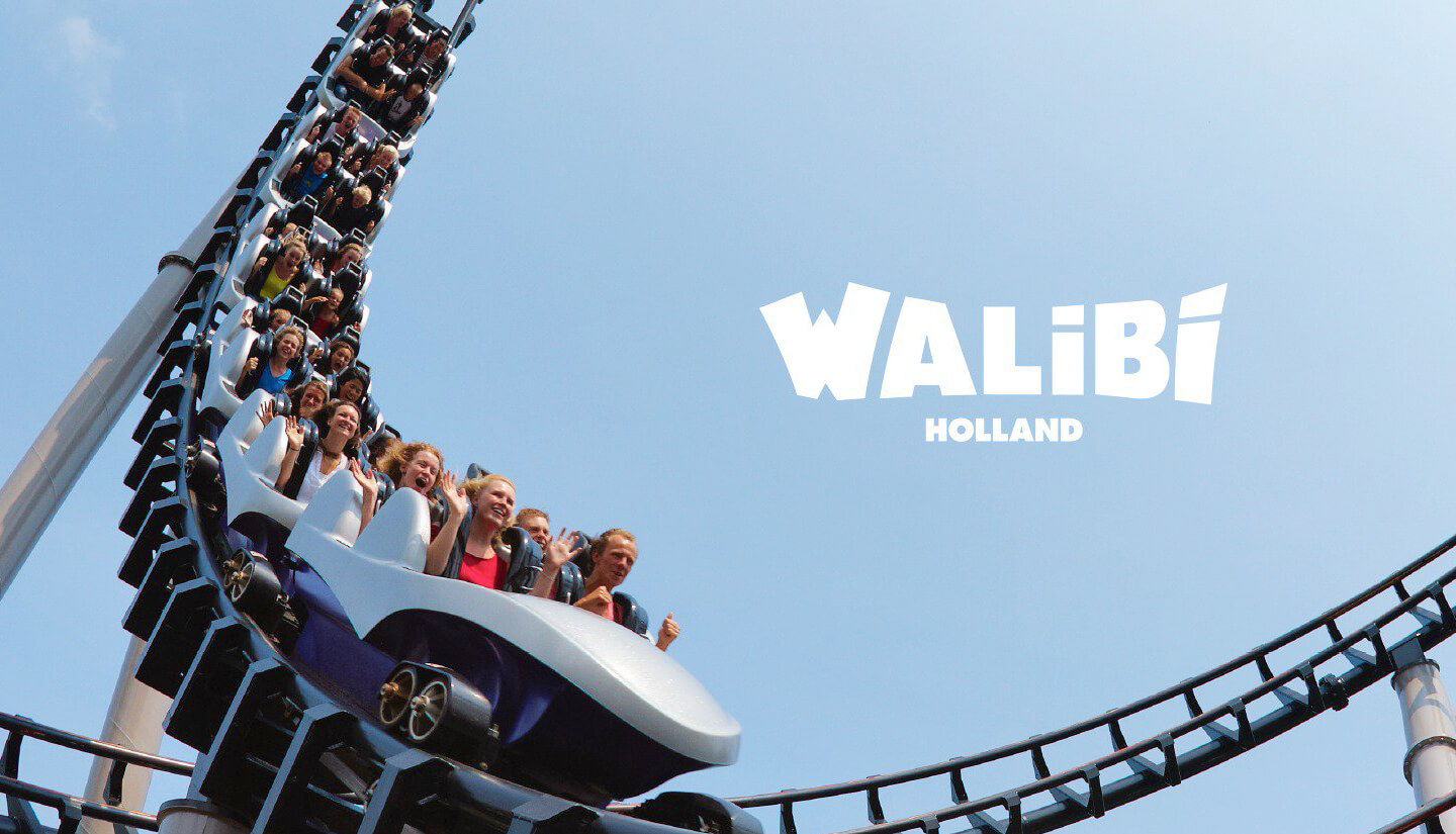 Attracties Walibi