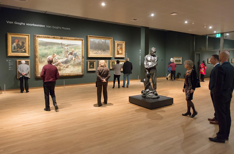 Best bezochte museum