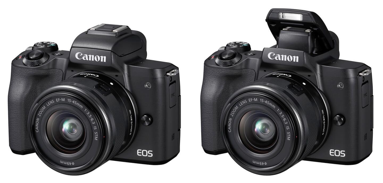 Compacte EOS camera