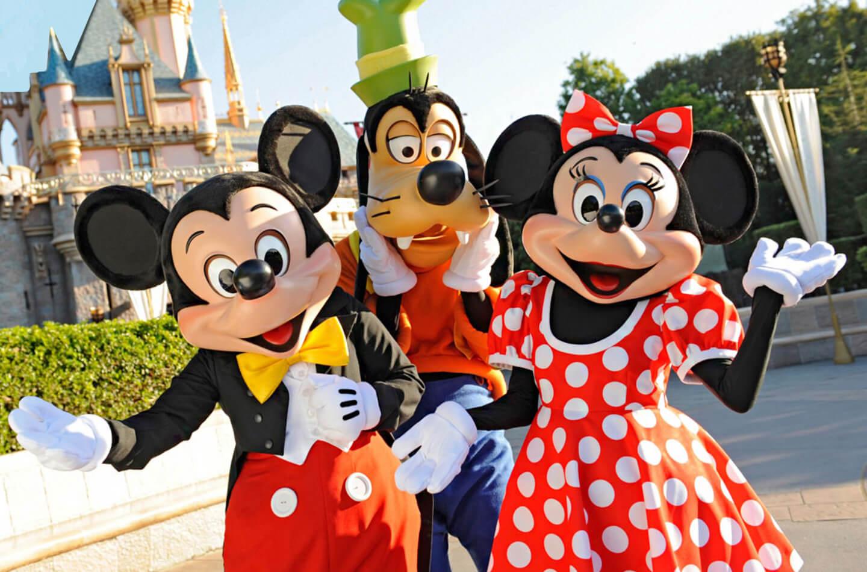 Disneyland Parijs pretpark Frankrijk