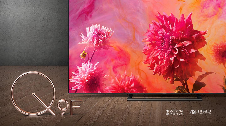 Samsung maakt prijzen bekend voor 2018 QLED TV line-up | LetsGoDigital