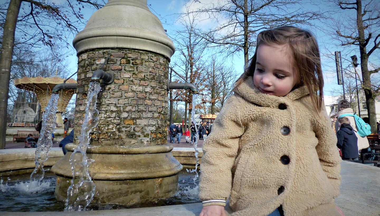 Efteling fontein