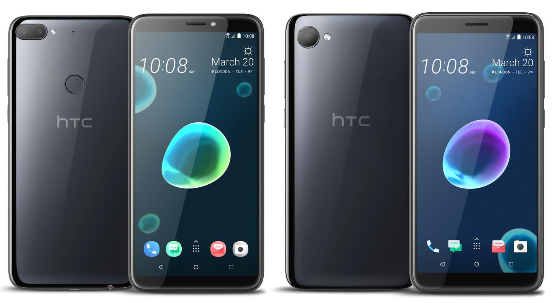 HTC Desire 2018 modellen