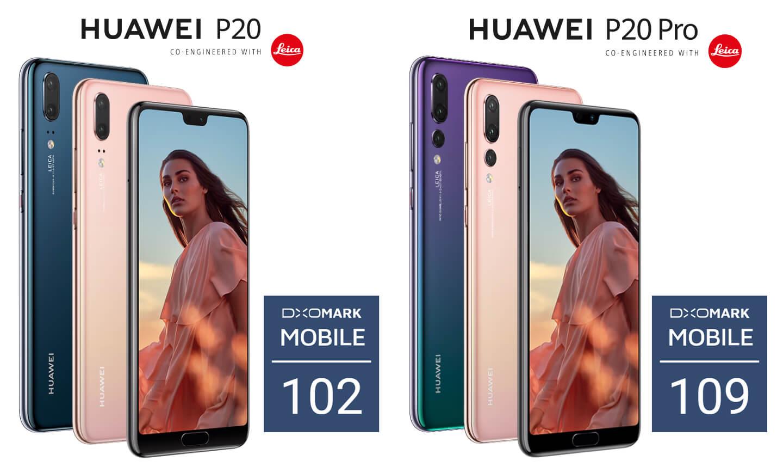 Huawei 2018 smartphone modellen