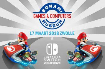Mario Kart game toernooi