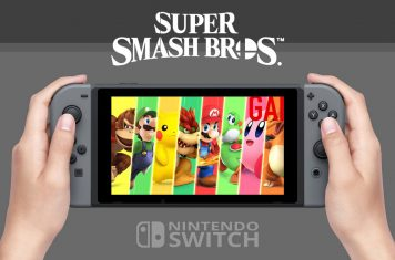 Super Smash Bros voor Nintendo Switch spelconsole
