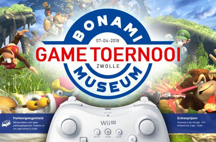 Nintendo toernooi gamemuseum