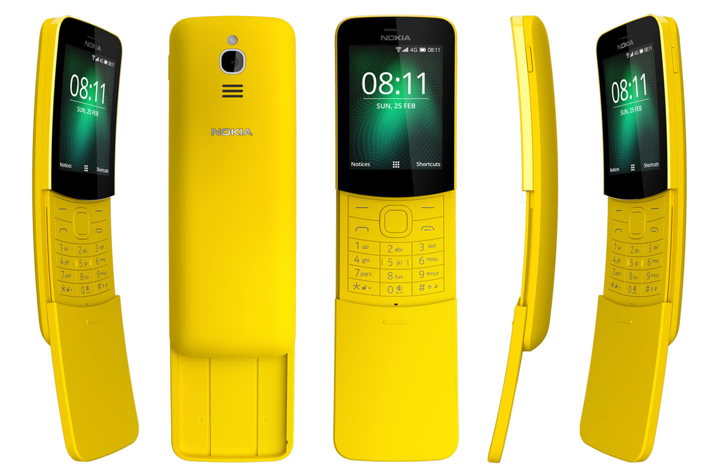 Nokia 8110 feature phone
