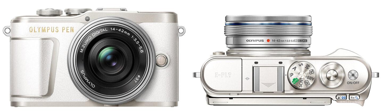 Olympus E-PL9 systeemcamera