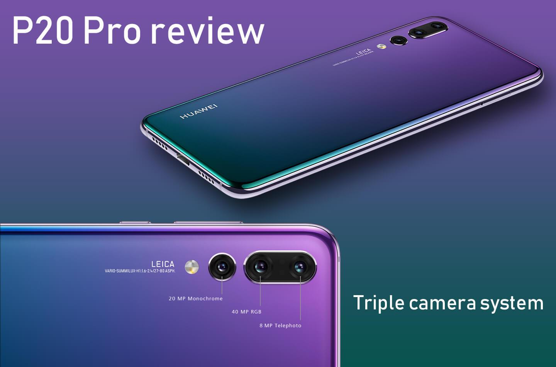 P20 Pro review