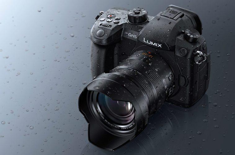 Panasonic Leica lens