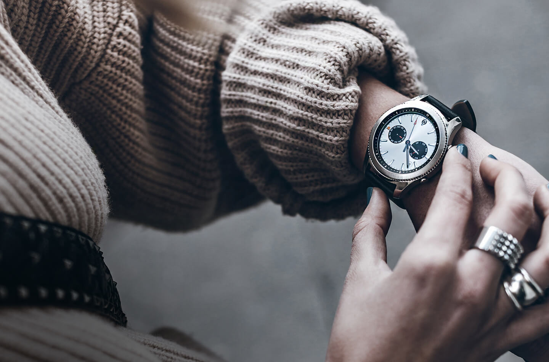 S4 Tizen smartwatch