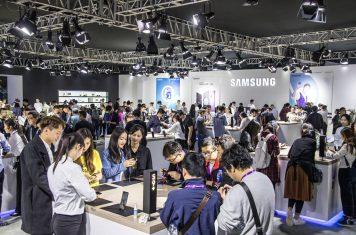 Samsung 2018 smartphone modellen