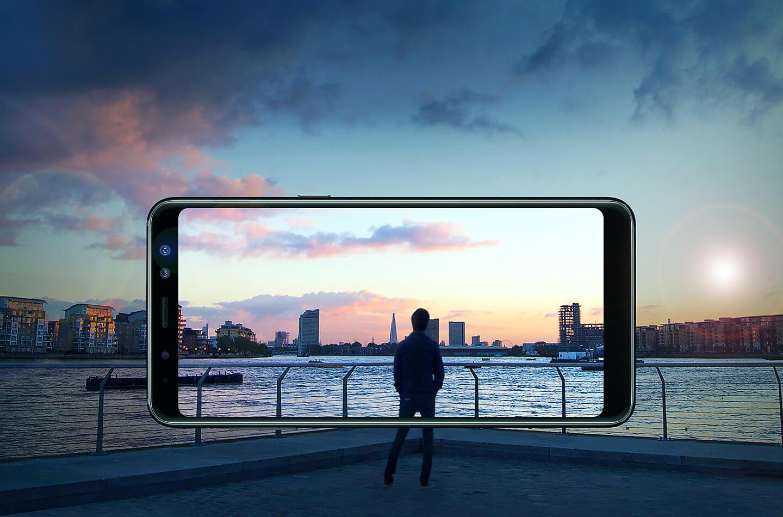 Samsung Galaxy A3 2018
