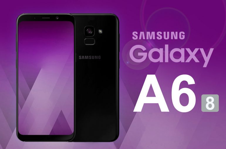 Samsung Galaxy A6 2018 model