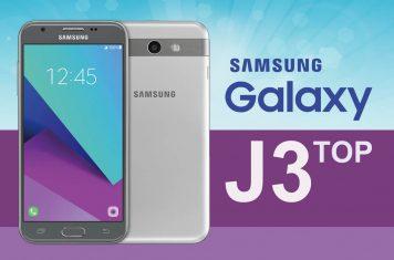 Samsung Galaxy J3 2018 modellen