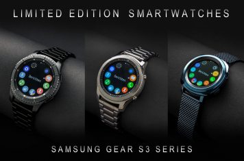 Samsung Gear Limited Edition