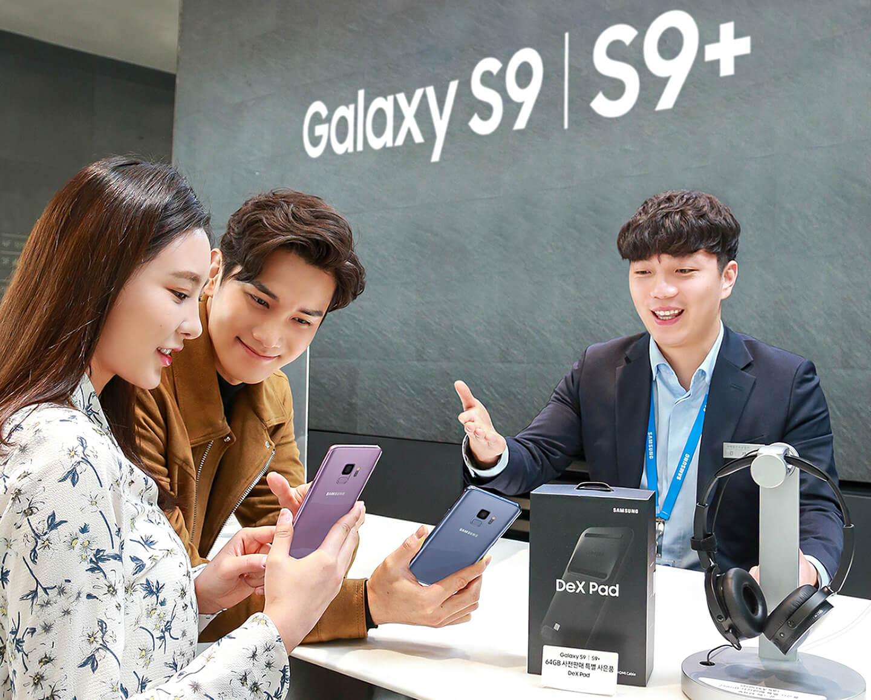 Samsung mobiele telefoons
