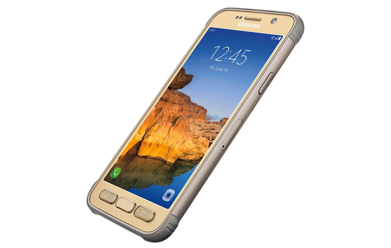 Samsung robuuste smartphone