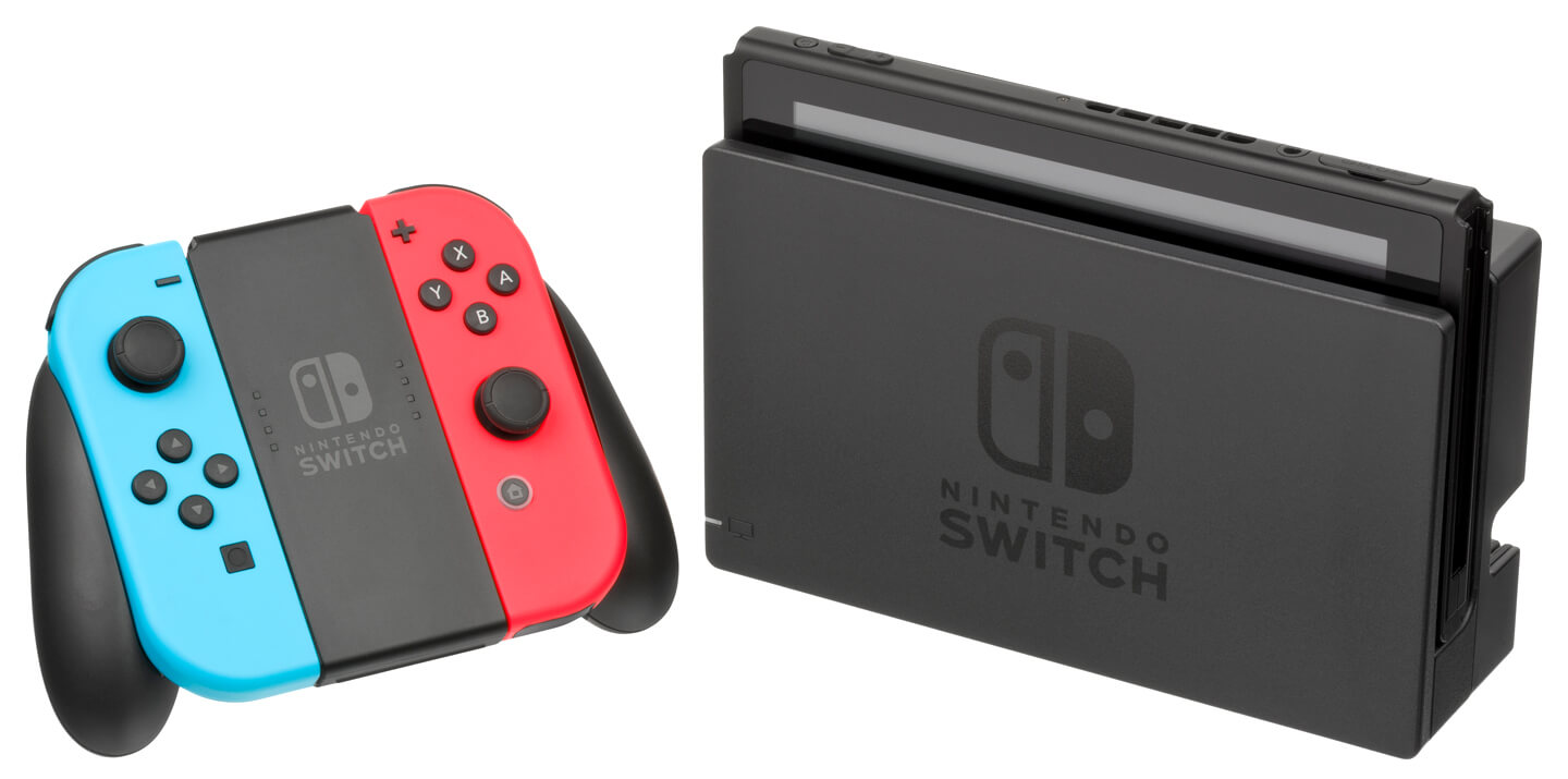 Switch spelconsole