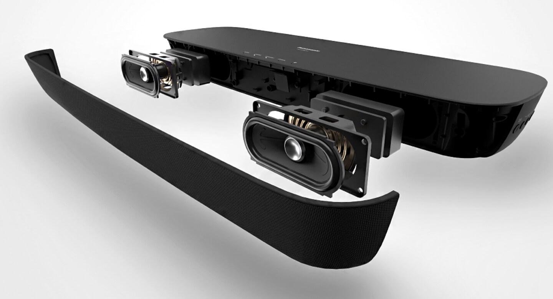 TV audio accessoires
