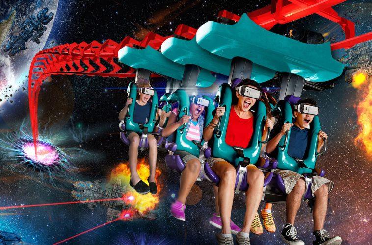 Virtual Reality pretparken