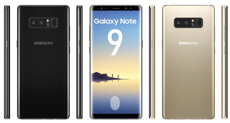2018 Galaxy Note