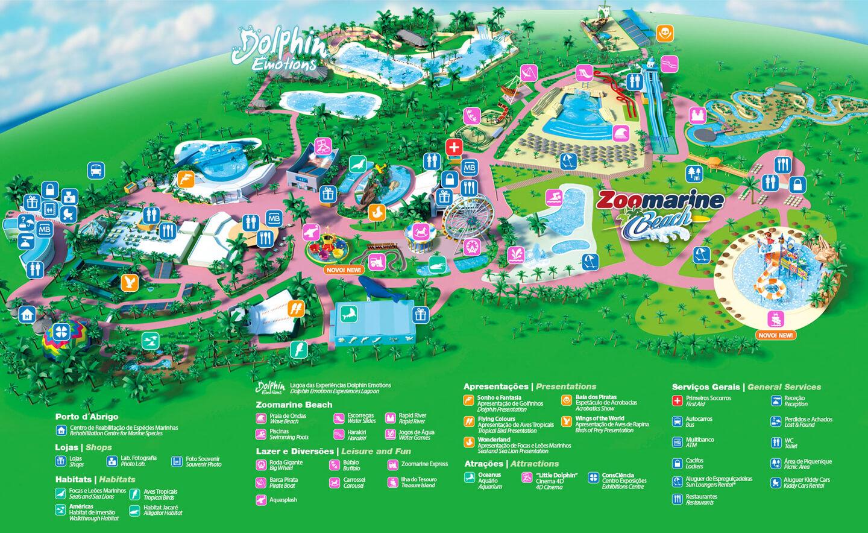 Best beoordeelde attractieparken