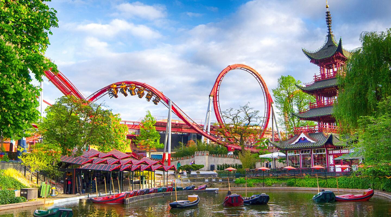 Drukst bezochte attractieparken