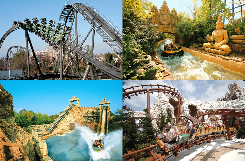 Grootste attractiepark Europa