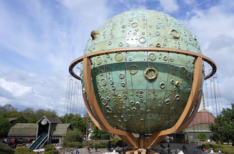 Jaarkaart attractiepark Slagharen
